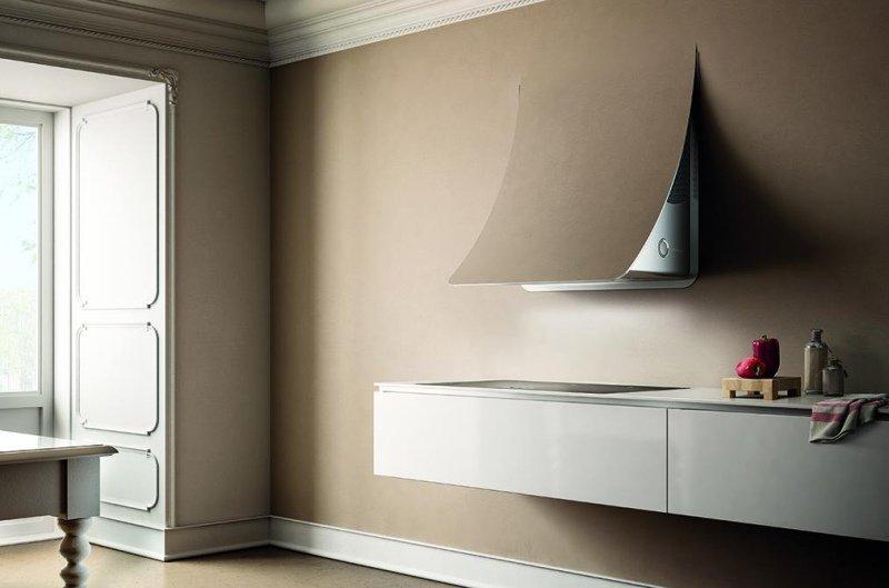 Choisir une hotte d corative home staging d co design for Bien choisir sa hotte de cuisine