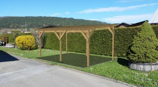 Comment Entretenir Sa Pergola En Bois ? - Home-Staging Déco Design