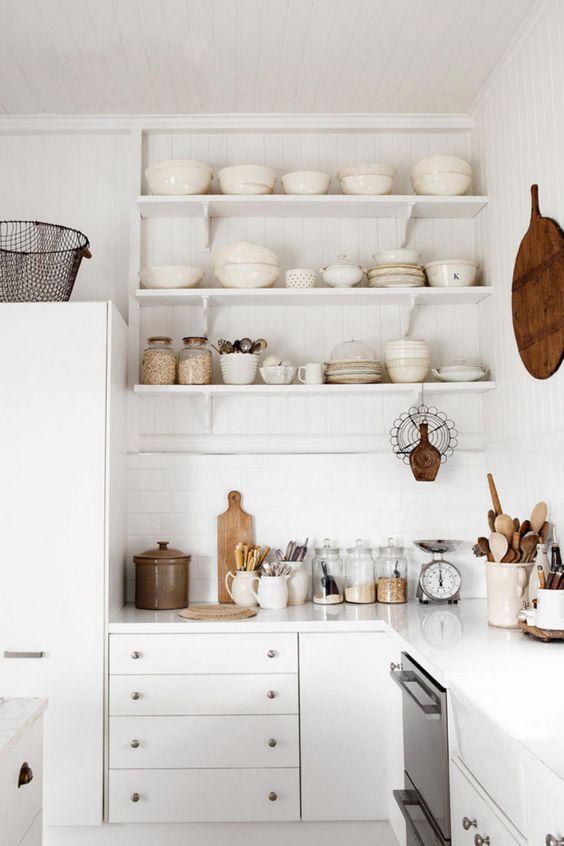 11 images qui nous font réfléchir à la façon dont nous façonnons nos comptoirs de cuisine - Wit & Delight