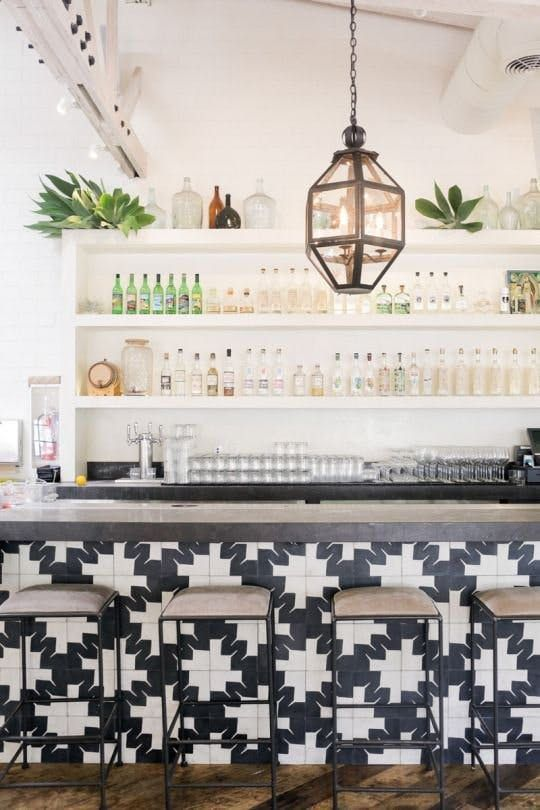 Restaurant Interiors We Love - Wit & Delight