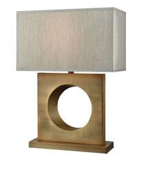 """Dimond Lighting """"width ="""" 212 """"height ="""" 250 """"data-caption ="""" La lampe de circulation atmosphérique Dimond Lighting émet une lueur chaleureusement brulée avec une forme cubiste nette. A-344 """"/> <q style="""