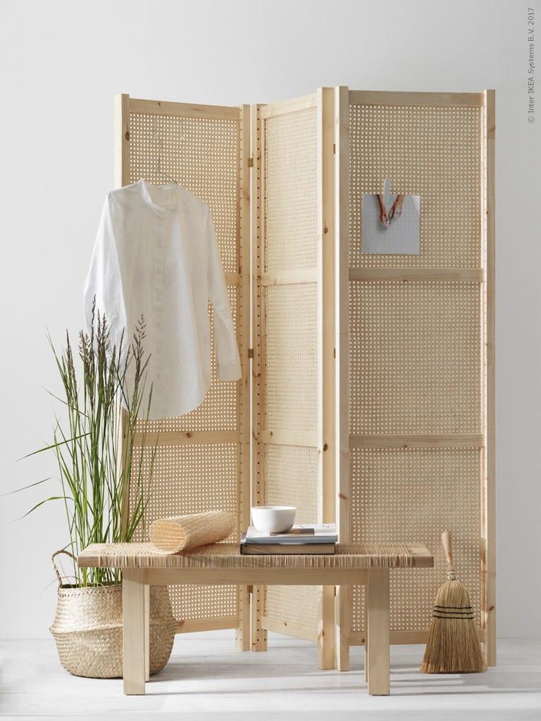 "Écran pliant DIY - via Coco Lapine Design blog ""data-recalc-dims ="" 1 ""/></p></noscript><p> <img class="