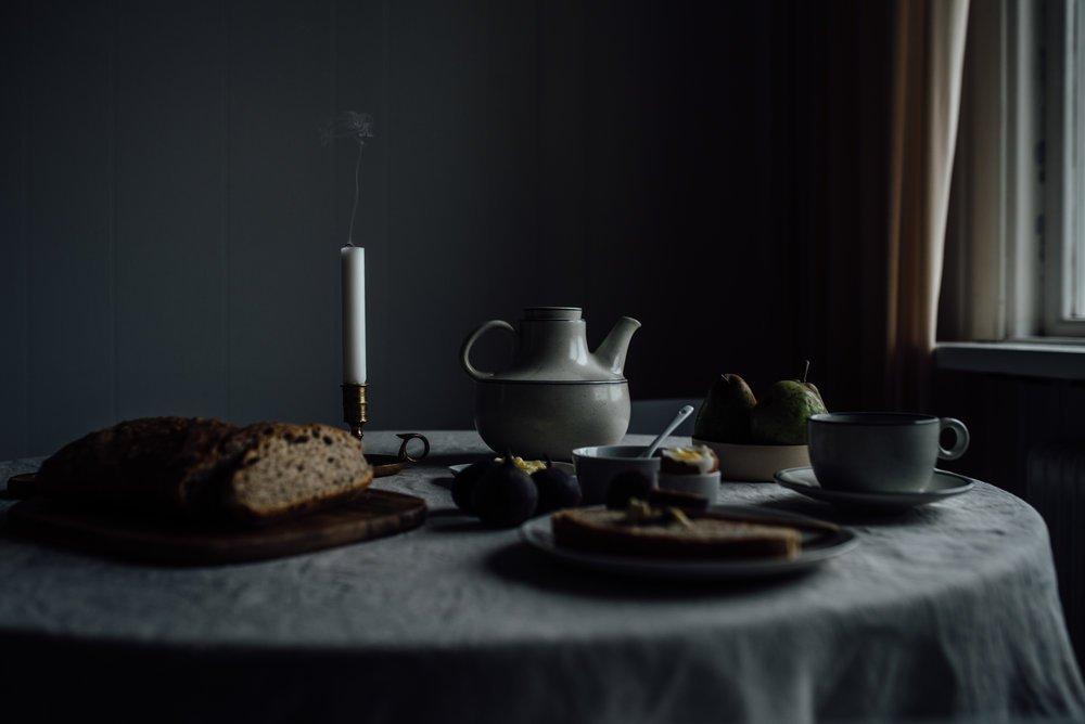 Moment de café - via Coco Lapine Design blog