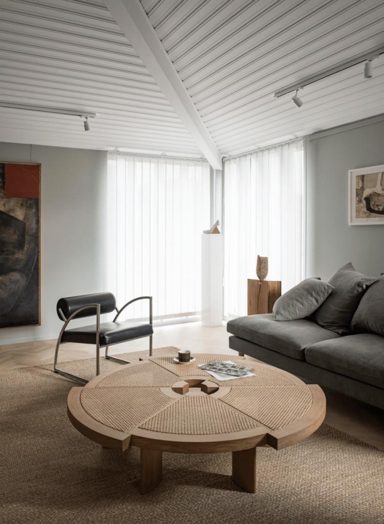 La maison d'Andreas Wilson - via le blog Coco Lapine Design