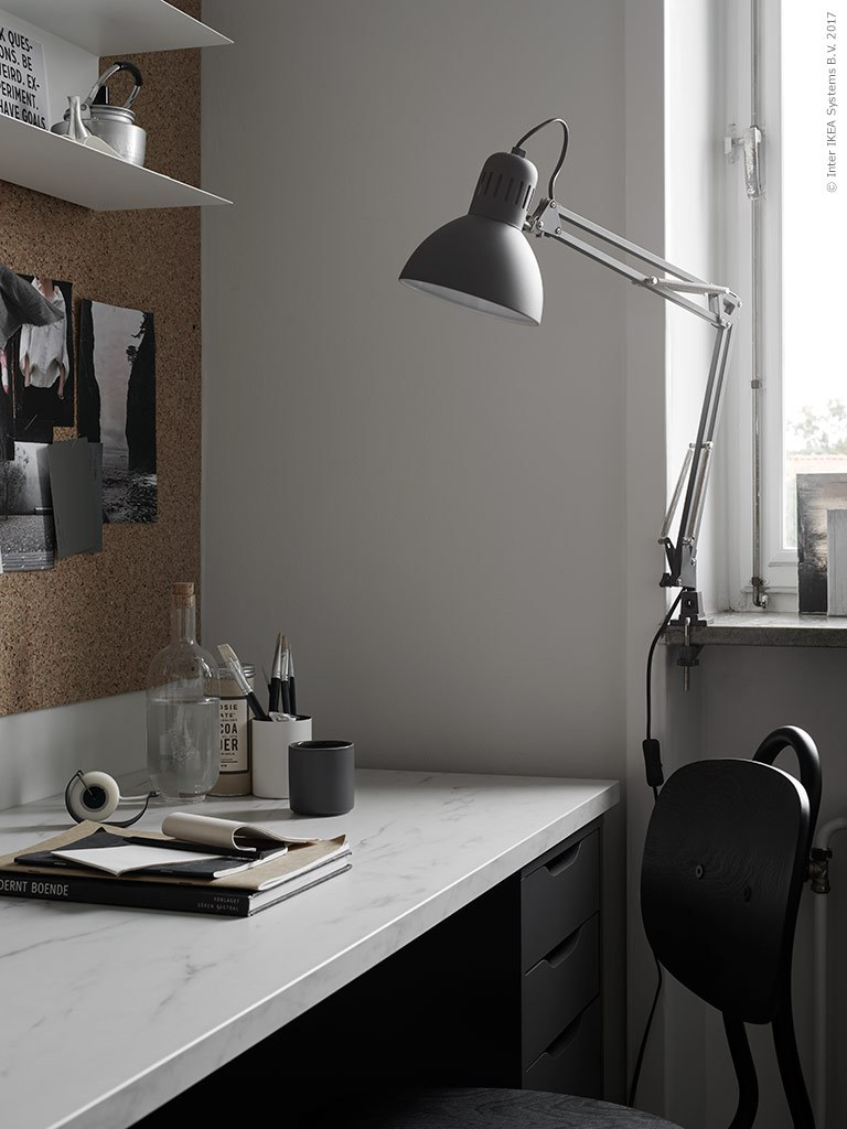 Petit look de bureau - via Coco Lapine Design blog