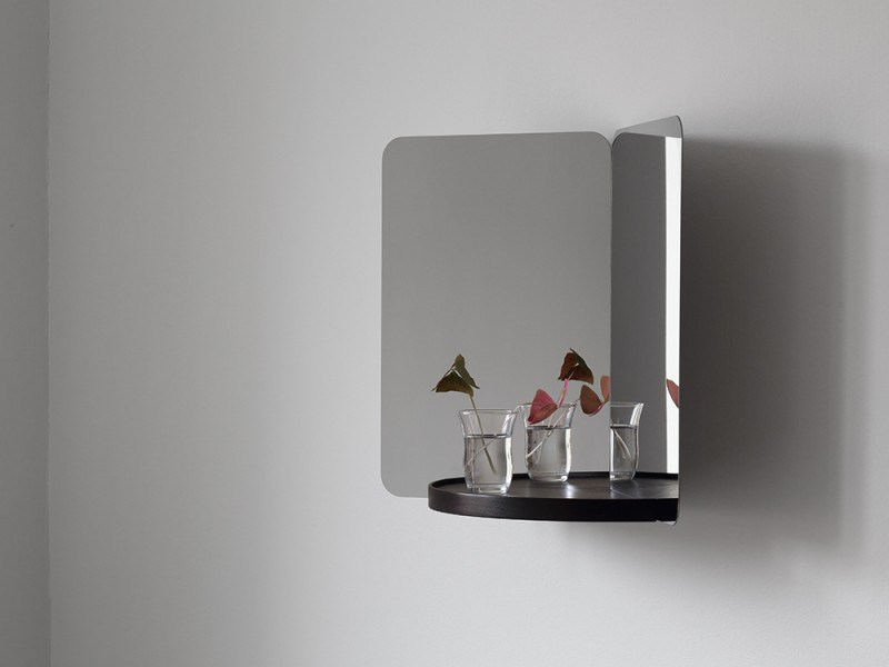 Miroir 124 ° de Daniel Rybakken - via Coco Lapine Design blog