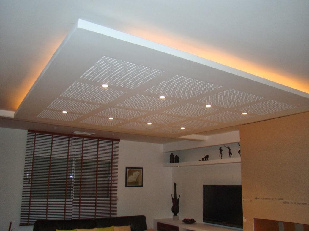 modele de plafond pour maison New