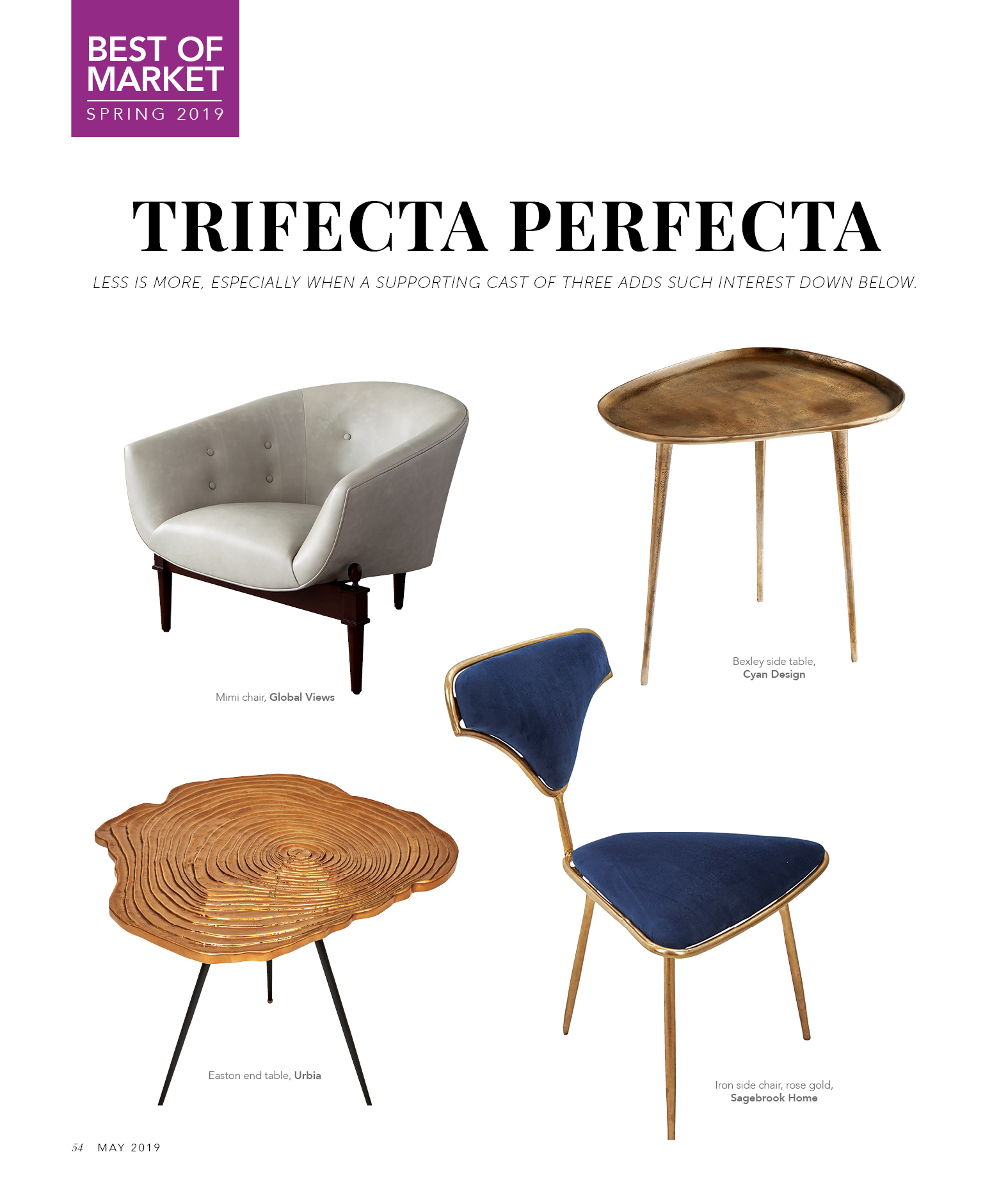 BOM Trifecta Perfecta