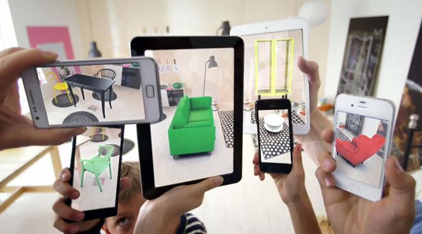 tablettes de réalité augmentée
